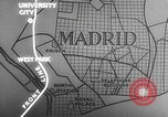 Image of Republican forces defending against rebels at University City Spain, 1937, second 2 stock footage video 65675062082