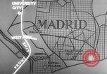 Image of Republican forces defending against rebels at University City Spain, 1937, second 3 stock footage video 65675062082