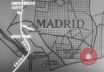 Image of Republican forces defending against rebels at University City Spain, 1937, second 4 stock footage video 65675062082