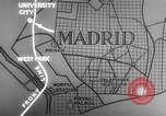 Image of Republican forces defending against rebels at University City Spain, 1937, second 5 stock footage video 65675062082