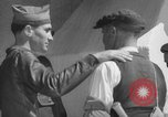 Image of Recruiting soldiers in the Republican Army Spain, 1937, second 32 stock footage video 65675062085