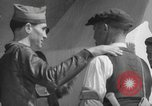 Image of Recruiting soldiers in the Republican Army Spain, 1937, second 34 stock footage video 65675062085