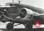 Image of Ju-52 transport airplane Norway, 1940, second 16 stock footage video 65675062173