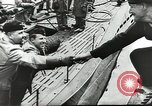 Image of German submarine Germany, 1944, second 8 stock footage video 65675062175