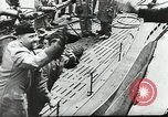 Image of German submarine Germany, 1944, second 9 stock footage video 65675062175