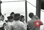 Image of United States Navy nurses Guadalcanal Solomon Islands, 1944, second 3 stock footage video 65675062179