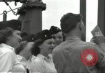 Image of United States Navy nurses Guadalcanal Solomon Islands, 1944, second 13 stock footage video 65675062179