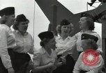 Image of United States Navy nurses Guadalcanal Solomon Islands, 1944, second 23 stock footage video 65675062179