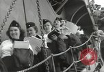 Image of United States Navy nurses Guadalcanal Solomon Islands, 1944, second 51 stock footage video 65675062179