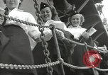 Image of United States Navy nurses Guadalcanal Solomon Islands, 1944, second 59 stock footage video 65675062179
