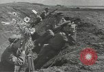 Image of Russian soldiers Russian Front, 1944, second 2 stock footage video 65675062181