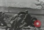 Image of Russian soldiers Russian Front, 1944, second 20 stock footage video 65675062181