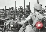 Image of British soldiers Naples Italy, 1944, second 27 stock footage video 65675062185