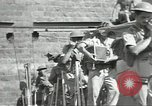 Image of British soldiers Naples Italy, 1944, second 49 stock footage video 65675062185