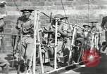 Image of British soldiers Naples Italy, 1944, second 57 stock footage video 65675062185