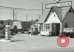 Image of gasoline station Oklahoma United States USA, 1947, second 13 stock footage video 65675062208