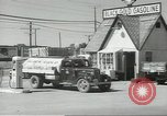 Image of gasoline station Oklahoma United States USA, 1947, second 18 stock footage video 65675062208