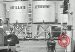 Image of gasoline station Oklahoma United States USA, 1947, second 24 stock footage video 65675062208