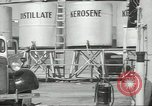 Image of gasoline station Oklahoma United States USA, 1947, second 25 stock footage video 65675062208