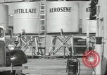 Image of gasoline station Oklahoma United States USA, 1947, second 26 stock footage video 65675062208