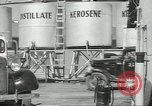 Image of gasoline station Oklahoma United States USA, 1947, second 28 stock footage video 65675062208