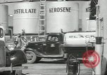 Image of gasoline station Oklahoma United States USA, 1947, second 29 stock footage video 65675062208