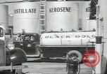 Image of gasoline station Oklahoma United States USA, 1947, second 30 stock footage video 65675062208