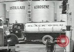 Image of gasoline station Oklahoma United States USA, 1947, second 31 stock footage video 65675062208