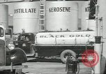 Image of gasoline station Oklahoma United States USA, 1947, second 33 stock footage video 65675062208