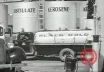Image of gasoline station Oklahoma United States USA, 1947, second 34 stock footage video 65675062208
