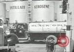 Image of gasoline station Oklahoma United States USA, 1947, second 36 stock footage video 65675062208