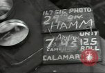 Image of bomb damaged rail road station Hamm Germany, 1945, second 2 stock footage video 65675062221