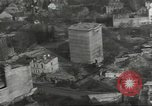 Image of bomb damaged rail road station Hamm Germany, 1945, second 55 stock footage video 65675062221