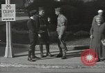Image of Allied troops Casablanca Morocco, 1943, second 16 stock footage video 65675062237