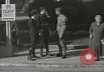 Image of Allied troops Casablanca Morocco, 1943, second 22 stock footage video 65675062237