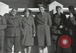 Image of Allied troops Casablanca Morocco, 1943, second 47 stock footage video 65675062237