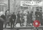 Image of British people carry on after Blitz attack London England United Kingdom, 1941, second 16 stock footage video 65675062256