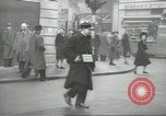 Image of British people carry on after Blitz attack London England United Kingdom, 1941, second 37 stock footage video 65675062256