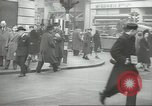 Image of British people carry on after Blitz attack London England United Kingdom, 1941, second 38 stock footage video 65675062256