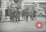 Image of British people carry on after Blitz attack London England United Kingdom, 1941, second 39 stock footage video 65675062256