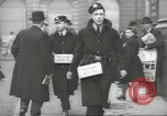 Image of British people carry on after Blitz attack London England United Kingdom, 1941, second 40 stock footage video 65675062256