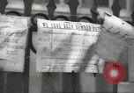 Image of British people carry on after Blitz attack London England United Kingdom, 1941, second 48 stock footage video 65675062256