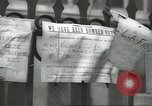 Image of British people carry on after Blitz attack London England United Kingdom, 1941, second 49 stock footage video 65675062256
