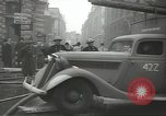 Image of London damage from German blitz London England United Kingdom, 1940, second 59 stock footage video 65675062258