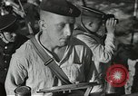 Image of Russian officer Soviet Union, 1941, second 22 stock footage video 65675062260