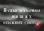 Image of Soviet warplanes camouflaged with pine tree limbs Soviet Union, 1941, second 5 stock footage video 65675062261
