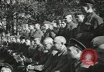 Image of Soviet warplanes camouflaged with pine tree limbs Soviet Union, 1941, second 21 stock footage video 65675062261