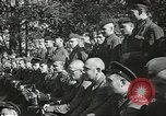 Image of Soviet warplanes camouflaged with pine tree limbs Soviet Union, 1941, second 22 stock footage video 65675062261