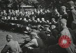 Image of Soviet warplanes camouflaged with pine tree limbs Soviet Union, 1941, second 29 stock footage video 65675062261