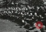 Image of Soviet warplanes camouflaged with pine tree limbs Soviet Union, 1941, second 46 stock footage video 65675062261